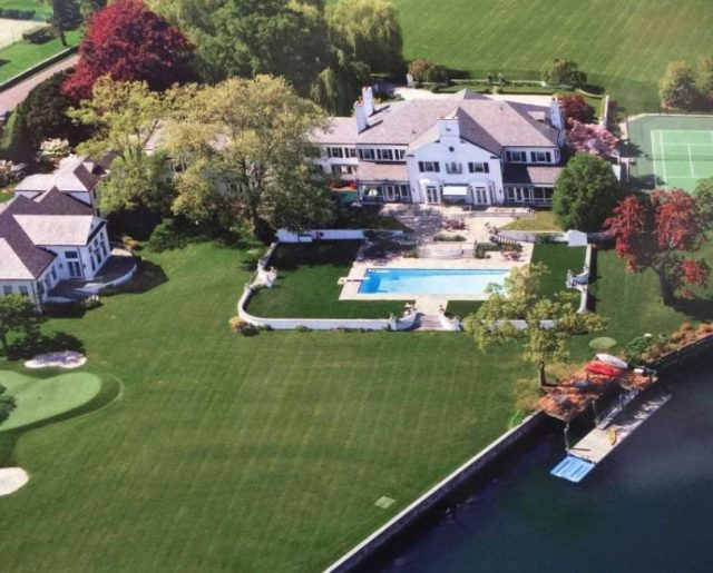 Donald Trump's First Mansion Returns!