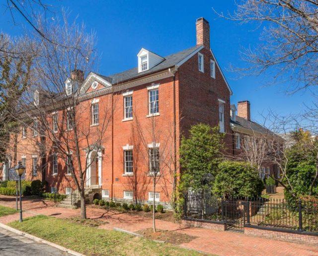 Robert E. Lee's Childhood Home!