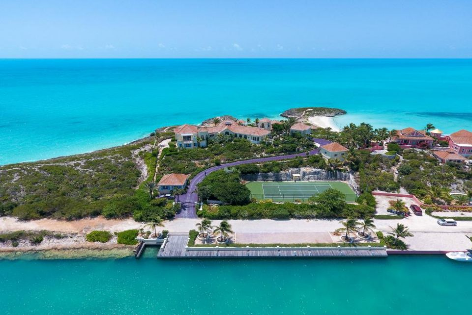 Dearly Beloved Prince's Island Mansion Going To Auction!