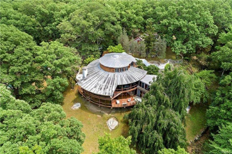 Jackie Gleason's UFO House!