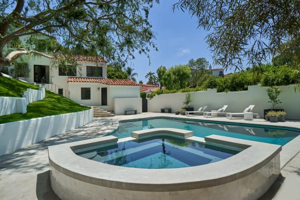 James Dean's Hollywood Digs!