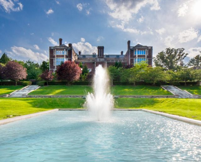 New Jersey Mansion Has Ties to Lincoln Memorial!