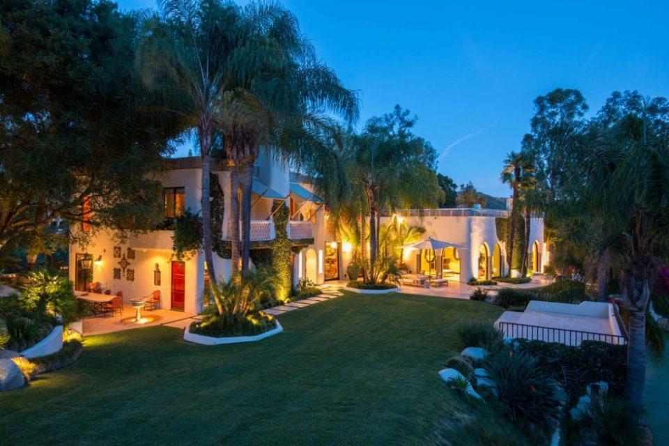 Cher's Original Mansion!