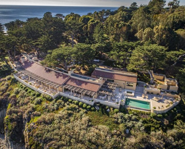 Mansion on Pebble Beach at its 100-Year Anniversary!