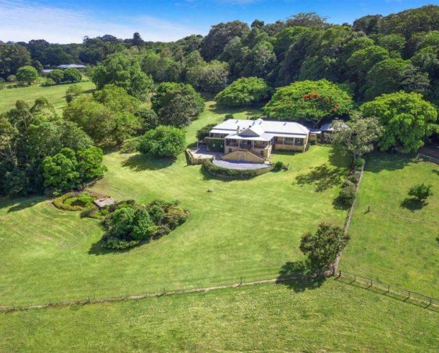 Olivia Newton-John's Australia Farm Is Spectacular!