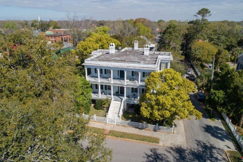 Civil War Hospital & 'Prince of Tides' Movie Mansion!