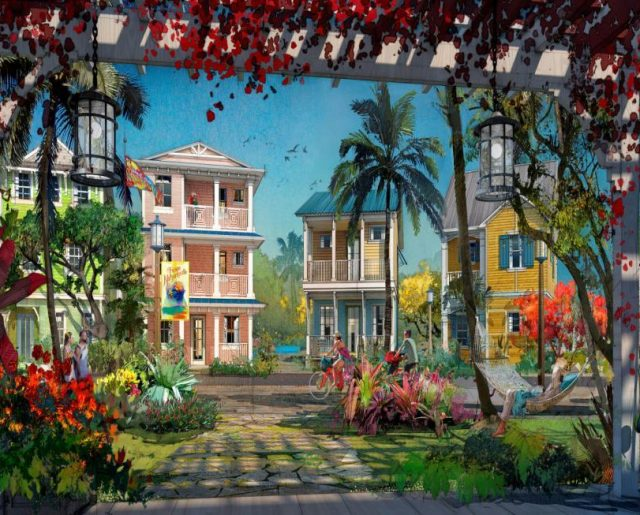 New Margaritaville Cottages Near Disney!