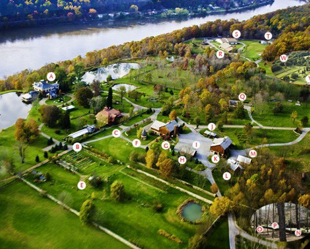 Historic Pennsylvania Fox Family Estate