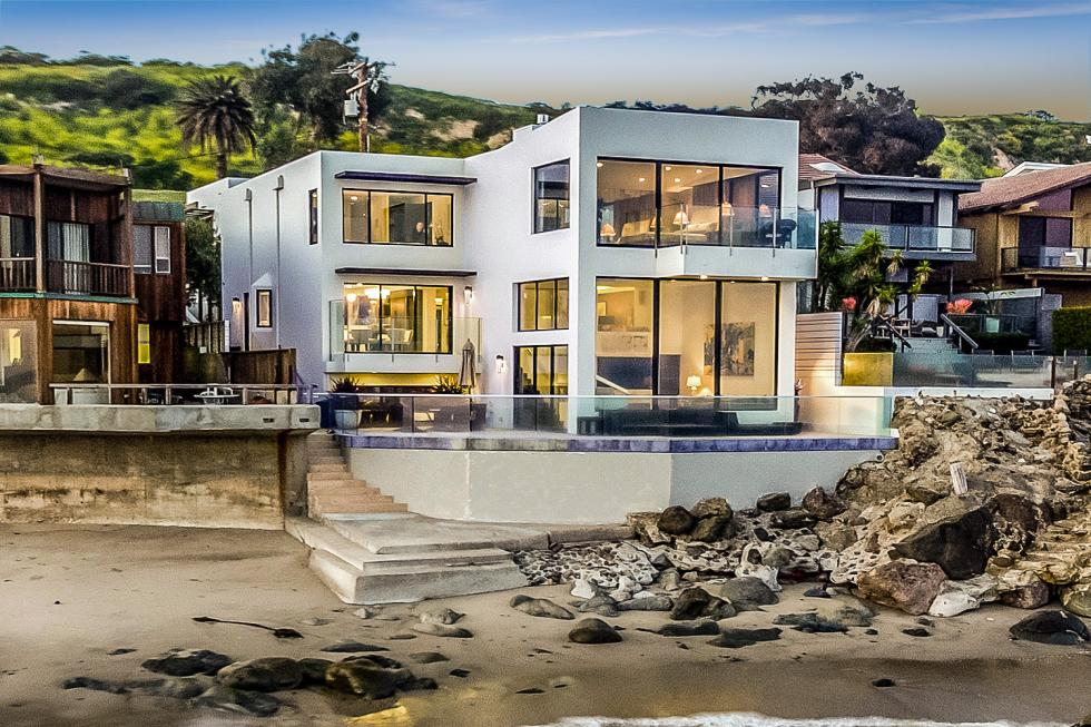 Barry Manilow S Malibu Beach House