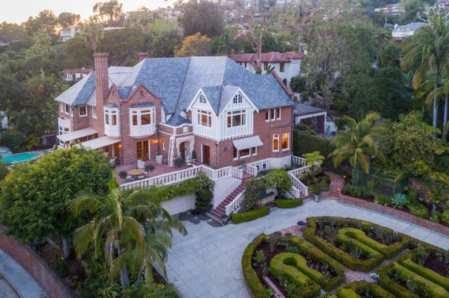 Michael Feinstein's Historic Mansion with Ties To Russia!