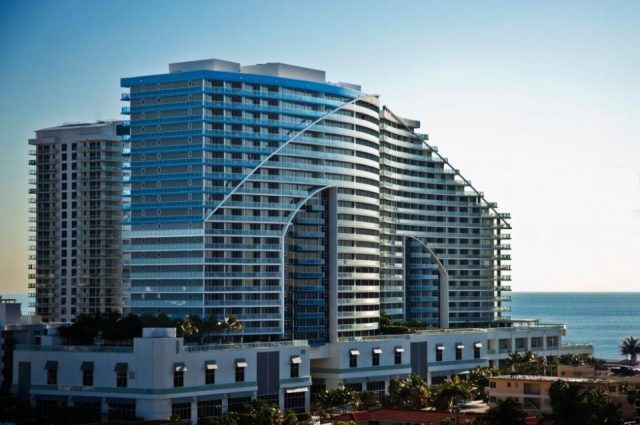 W Residences at the Fort Lauderdale Beach!