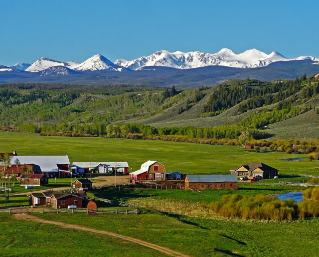 Colorado Diamond Tail Ranch!