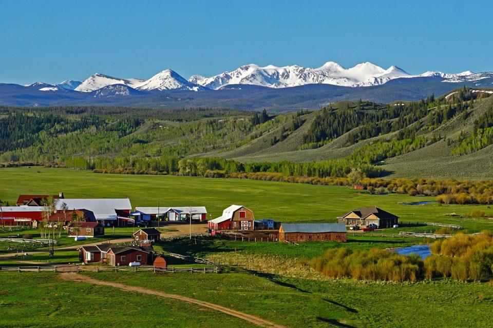 Colorado Diamond Tail Ranch!