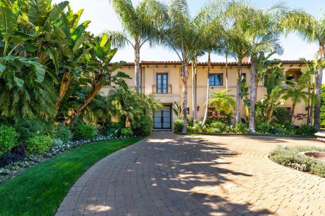 Kaley Cuoco's Tarzana House!