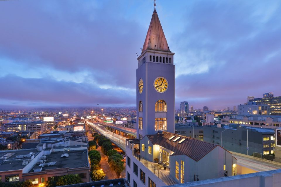 Life Inside a Clock – San Francisco's Clock Tower Penthouse!