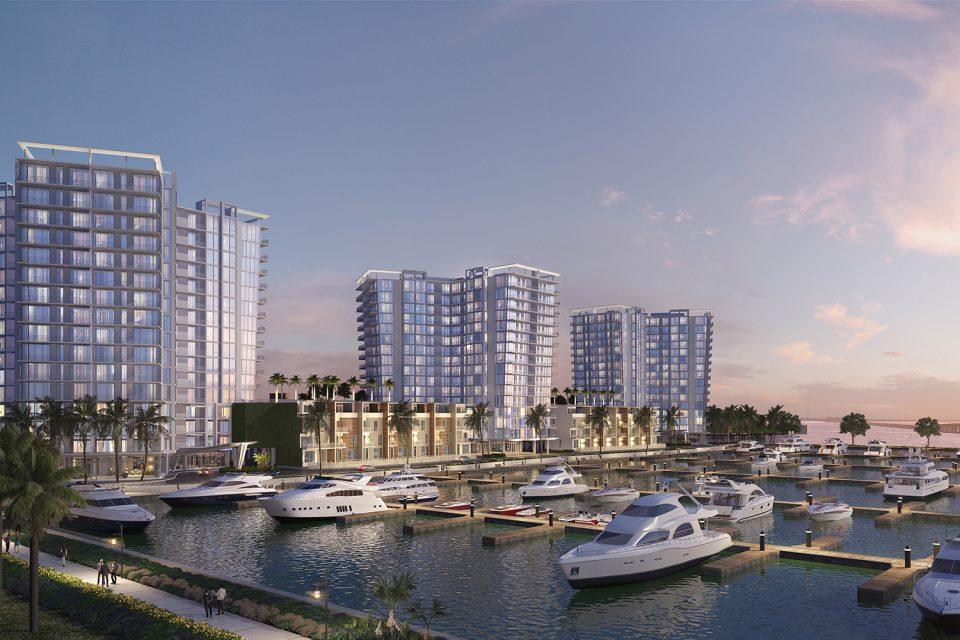 Marina Pointe 1
