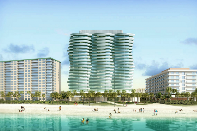 Coming Soon Luxury Beach Highrise!