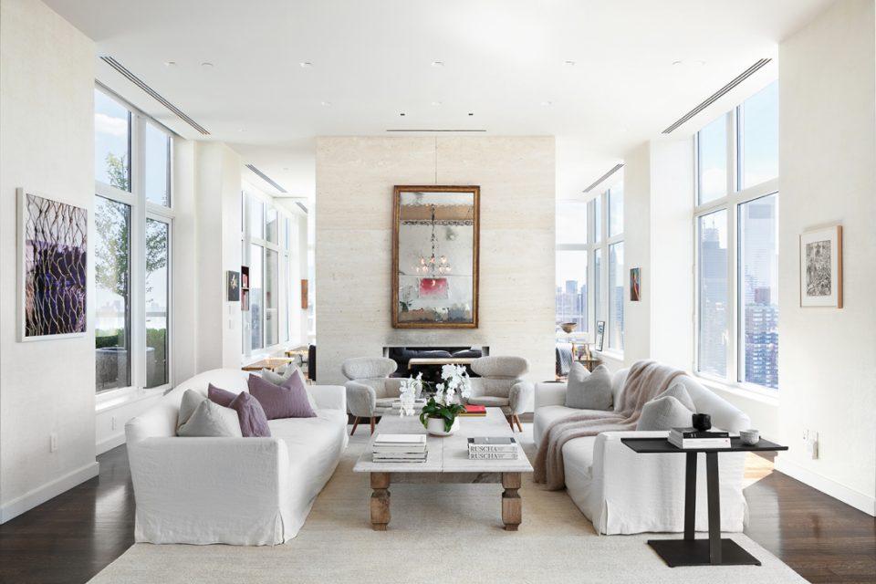 Jennifer Lawrence's Manhattan Penthouse!
