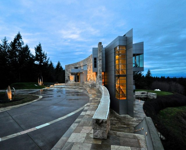 Ancient Oregon Relic Now Super Modern Home!