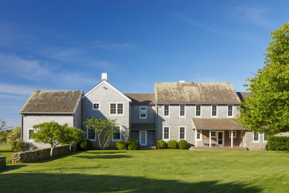 Jacqueline Kennedy's Red Gate Farm Is For Sale!