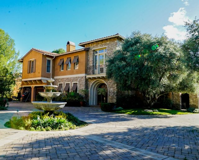Selena Gomez & French Montana Both Chose This Calabasas Mansion!