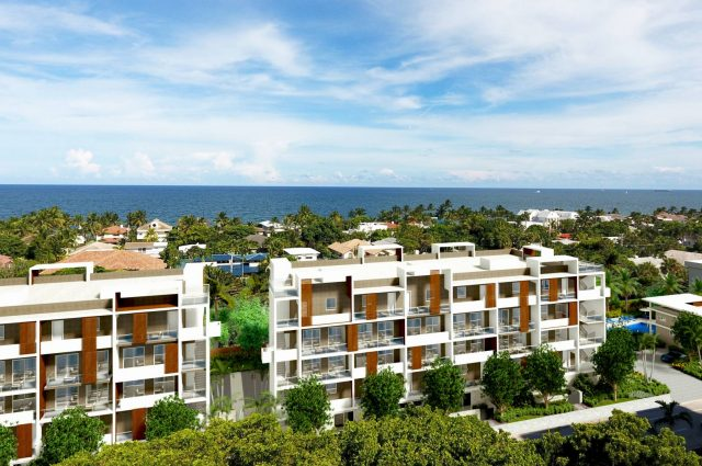 Three Bedrooms Near Beach – Under Construction!