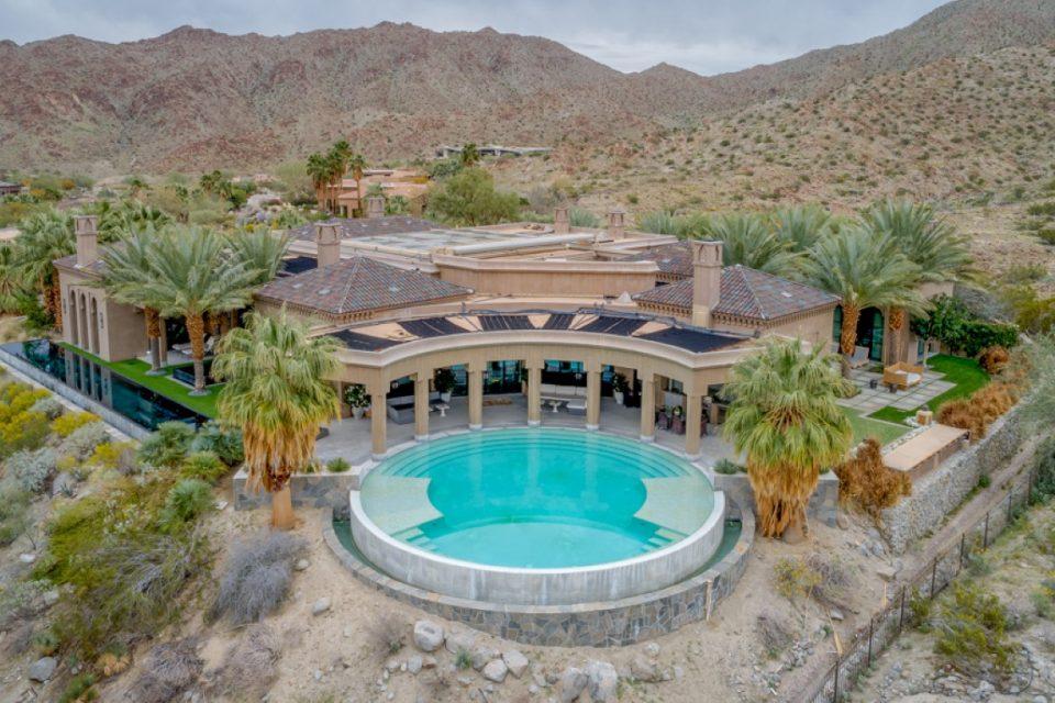 Marrakech Casbah Mansion In Palm Desert!