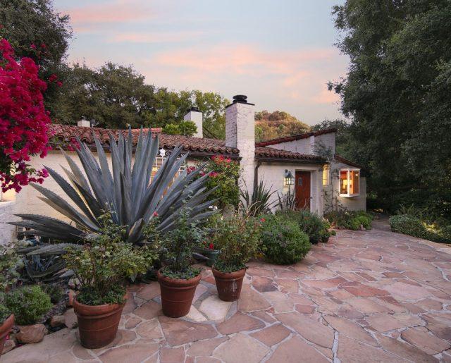 Boris Karloff & Katharine Hepburn's Home!