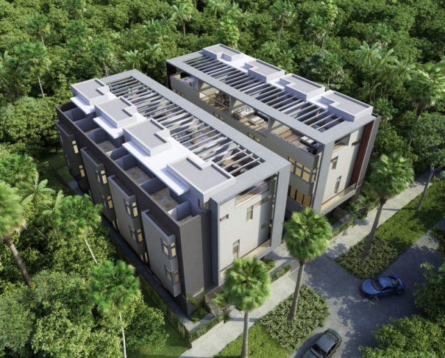 Coconut Grove Town Homes from the $800s!