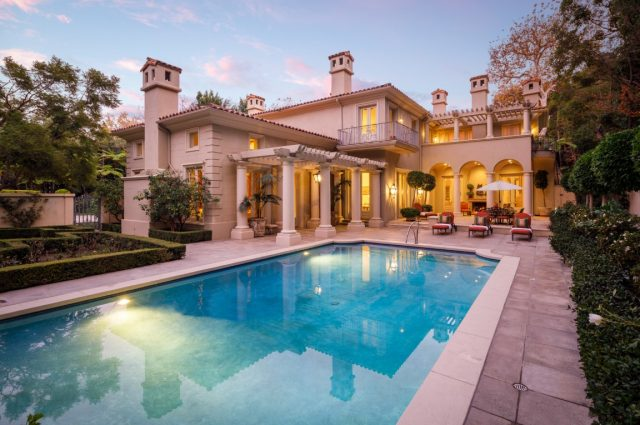 Lee Iacocca's Mansion For Sale – He Saved Chrysler & Father of the Ford Mustang!