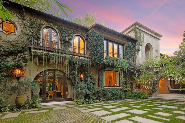 Gorgeous Beverly Hills Mansion Going To Auction!