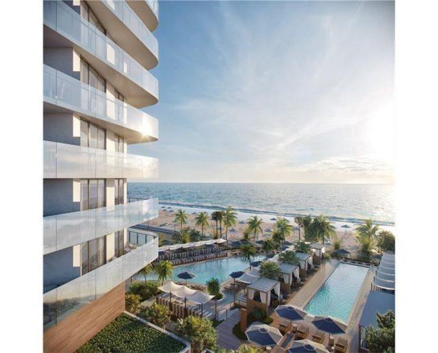 Four Seasons Fort Lauderdale Oceanfront!