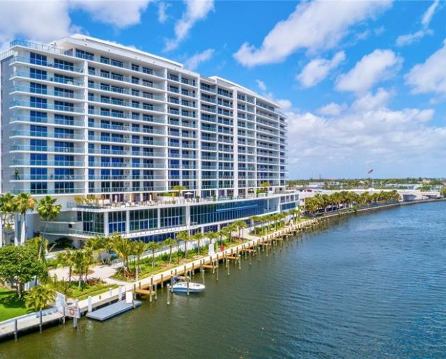 Fort Lauderdale Waterfront – New from $700s!