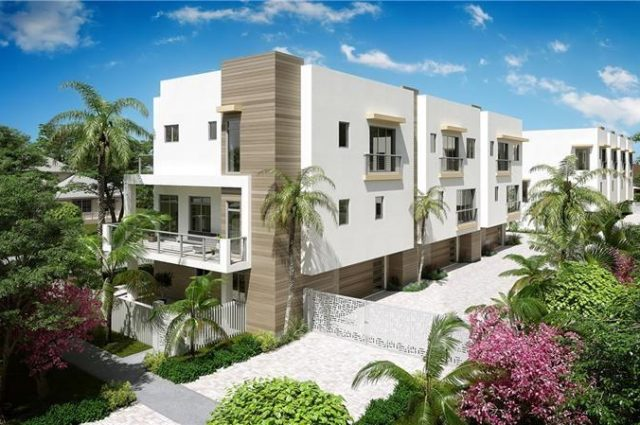 Pre-Construction Fort Lauderdale Townhomes!