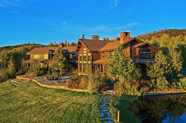 Greg Norman's Colorado Sporting Ranch!