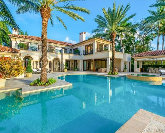 J-Lo & A-Rod's New Florida Home!