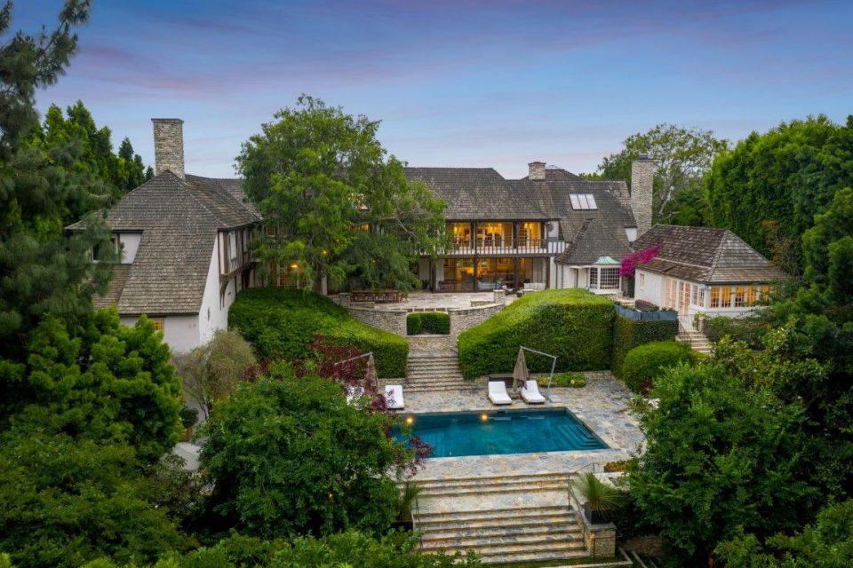 Jen & Brad's Honeymoon Mansion – Just Sold!