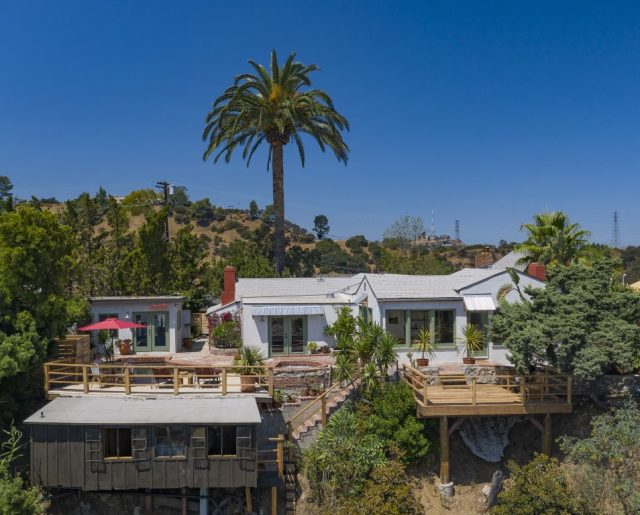 Corbin Bernsen's Storied Laurel Canyon Home!