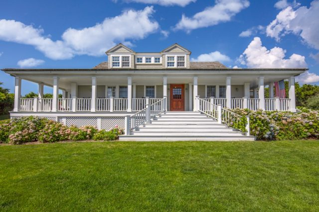 Hamptons Life Saving Station Now a Stunning Beach Home – Was Also Home of Broadway Star Gwen Verdon!