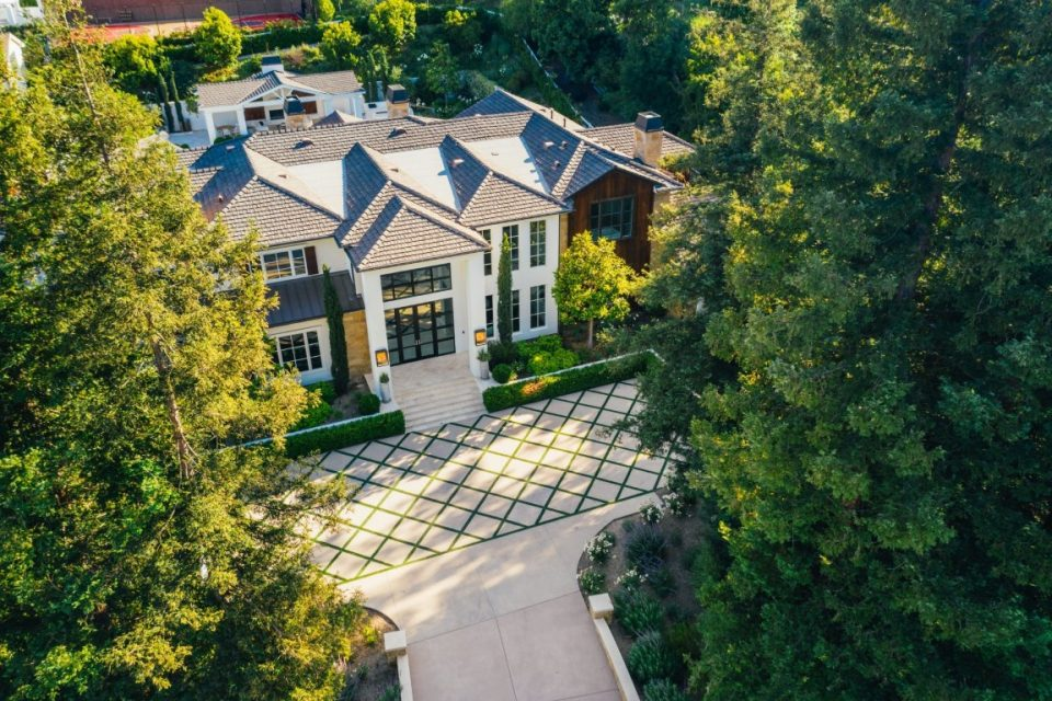 The Weeknd's Stunning California Mansion!