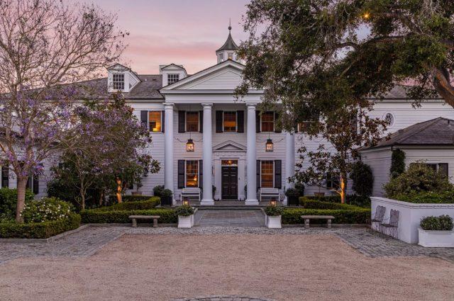 Rob Lowe Sells Breathtaking Montecito Mansion!