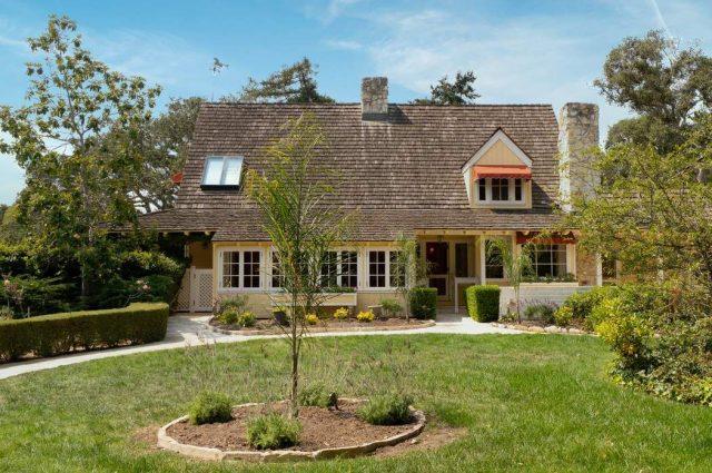 Doris Day's Picture-Perfect Carmel Home!