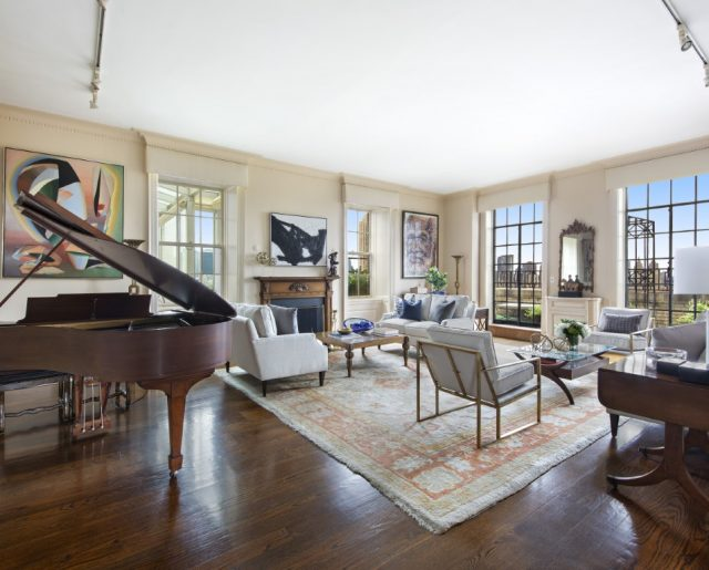 Leonard Bernstein's New York Penthouse!
