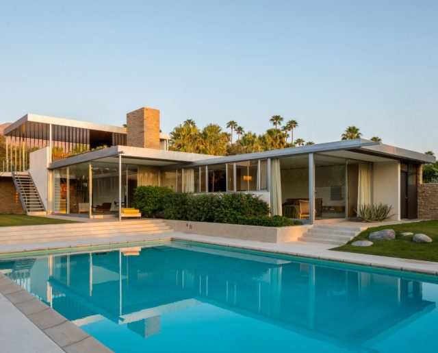 Palm Springs' Historic Desert House For Sale!