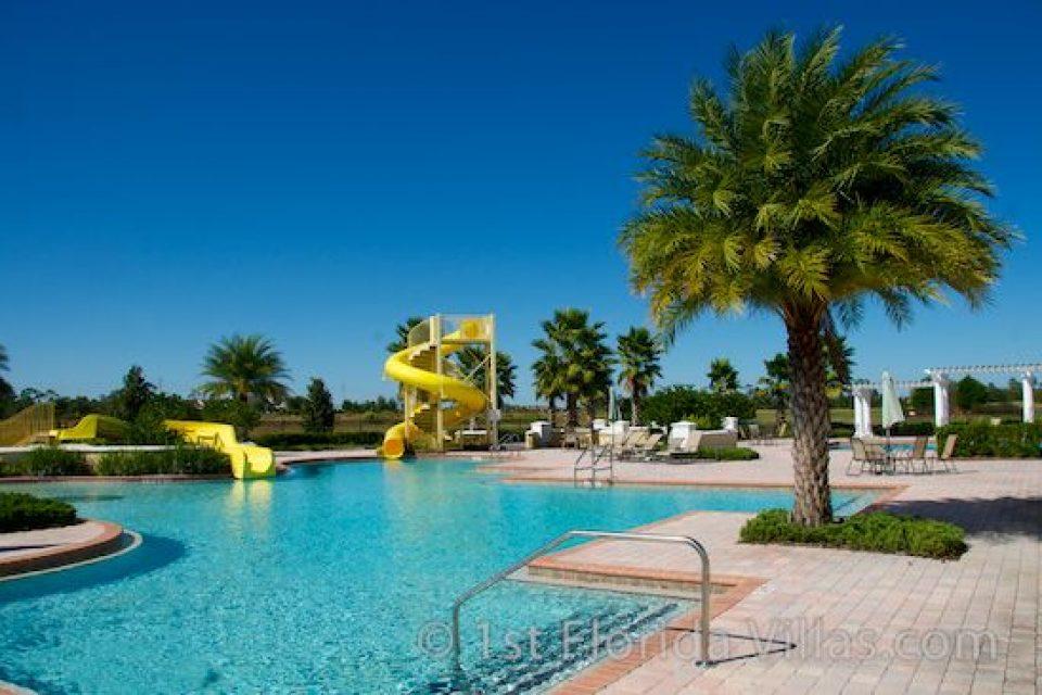 Providence Golf Community, Davenport, Orlando, Florida