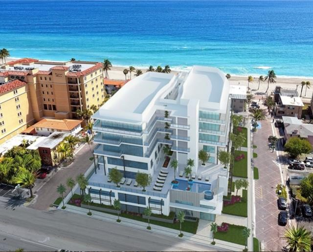 Beach One Bedroom from the $700s!