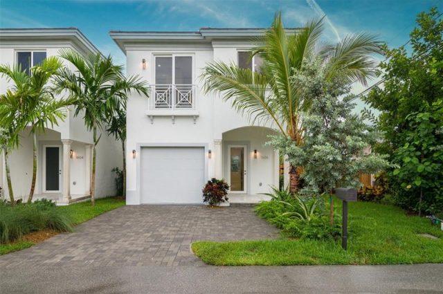 Pompano Beach Single-Family Homes!