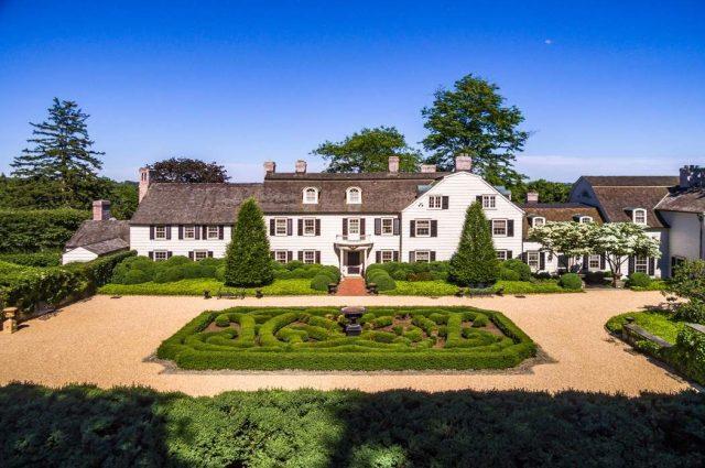 Susie Hilfiger's Historic Greenwich Estate!