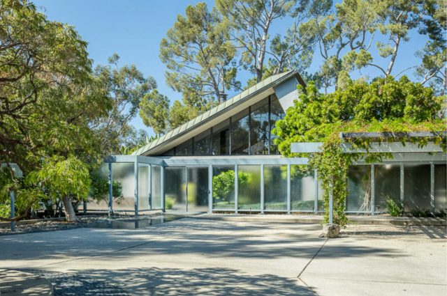 Two Classic Midcentury Modern Homes In One!