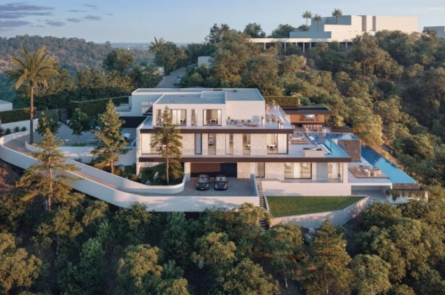 From E!'s 'Botched': Dr. Nassif's Bel Air Mansion!